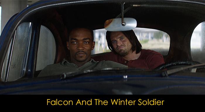 Marvel filmleri vizyon tarihi - Falcon and the Winter Soldier
