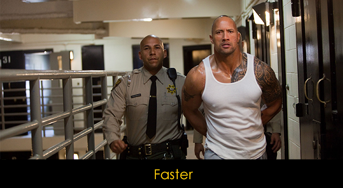 Dwayne Johnson filmleri - Faster