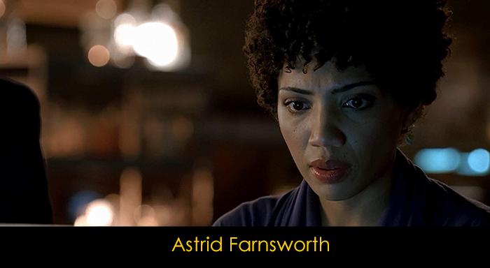 Fringe dizisi oyuncuları - Astrid