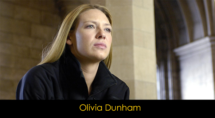 Fringe dizisi oyuncuları - Olivia Dunham
