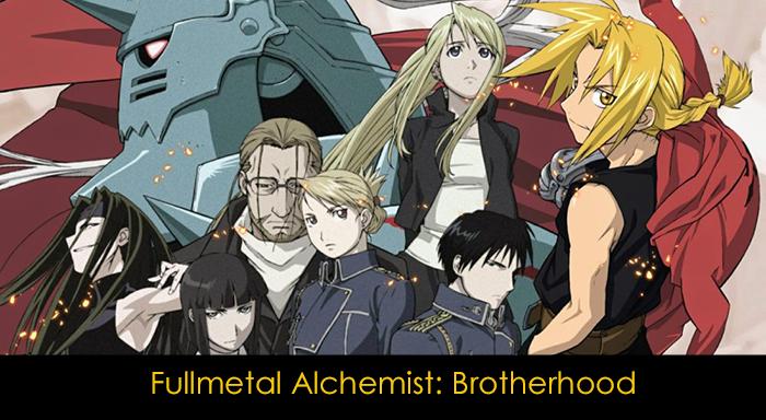 En iyi 20 anime - Fullmetal Alchemist