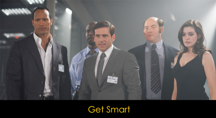 Dwayne Johnson filmleri - Get Smart
