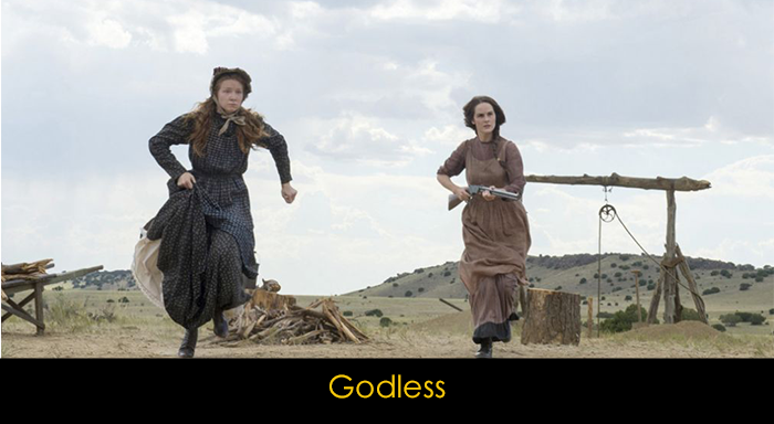 En İyi Amerikan Netflix dizileri - Godless