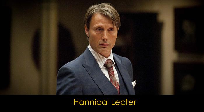 Hannibal dizisi karakterleri - Hannibal Lecter
