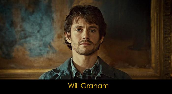 Hannibal dizisi karakterleri - Will Graham