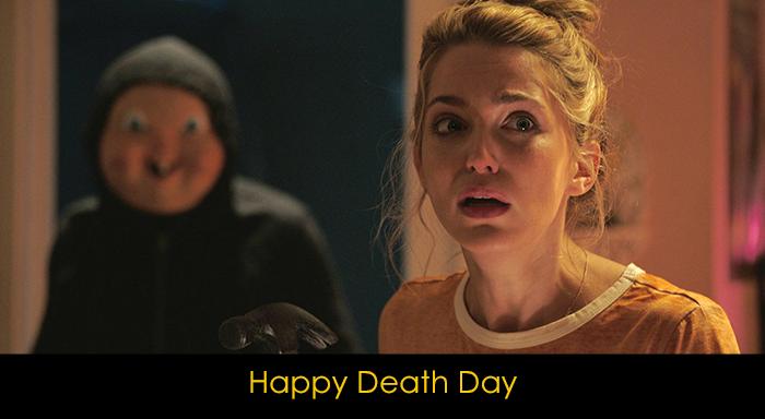 En İyi Korku Filmleri - Happy Death Day