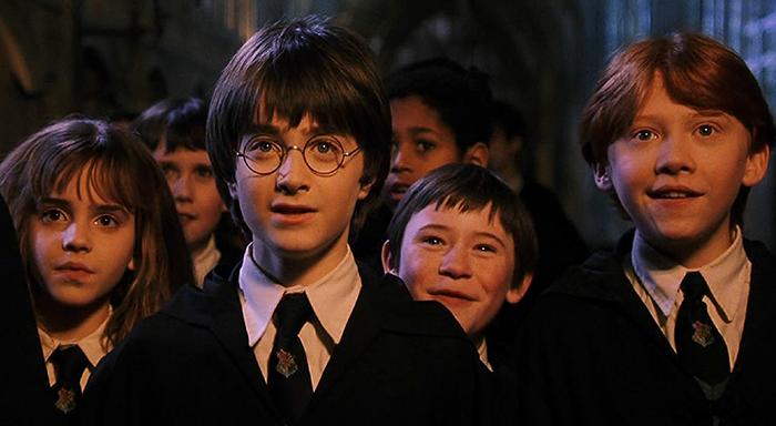 Harry Potter bilgileri - Harry Potter animasyonu