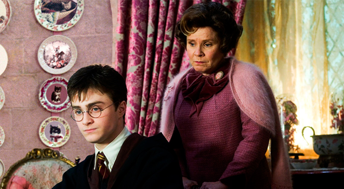 Harry Potter bilgileri - Dolores Umbridge