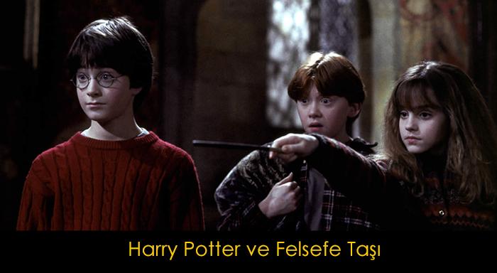 Harry Potter Filmleri - Felsefe Taşı