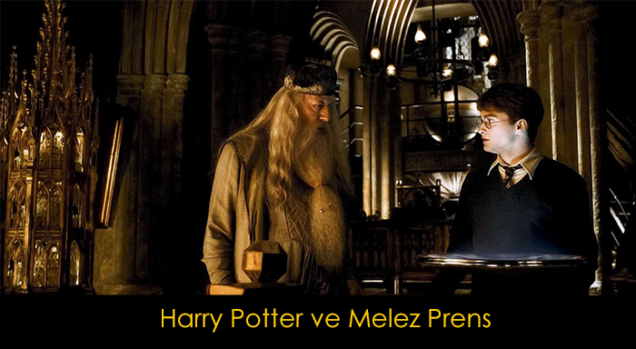 Harry Potter Filmleri - Melez Prens