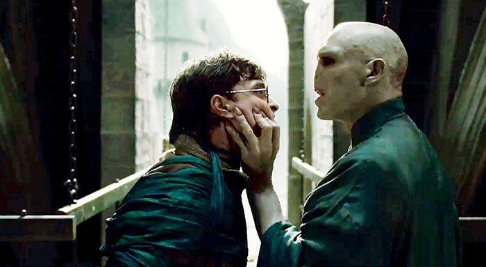Harry Potter bilgileri - Voldemort
