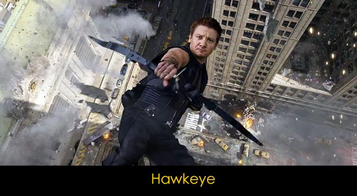 Marvel filmleri vizyon tarihi - Hawkeye