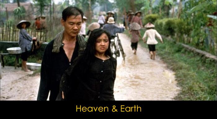 En İyi Oliver Stone Filmleri - Heaven & Earth