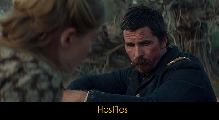 En İyi Christian Bale Filmleri - Hostiles