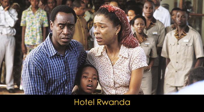 En İyi Dram Filmleri - Hotel Rwanda