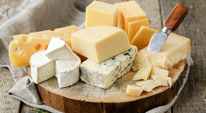 10 Maddede İtalyan Mutfağı - İtalyan Peynirleri