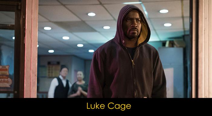 Jessica Jones Dizisi Oyuncuları - Luke Cage