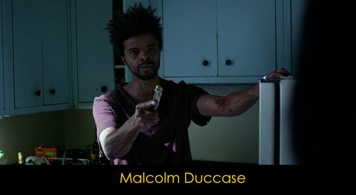Jessica Jones Dizisi Oyuncuları - Malcolm
