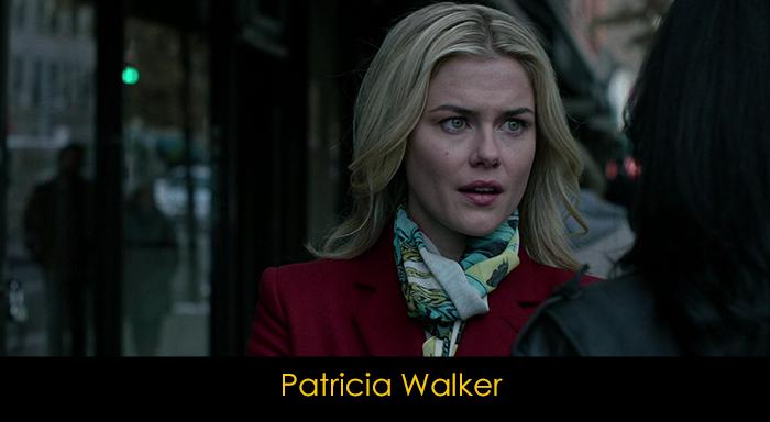 Jessica Jones Dizisi Oyuncuları - Patricia Walker