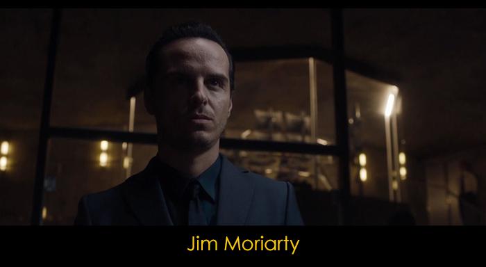 Sherlock dizisi oyuncuları - Jim Moriarty