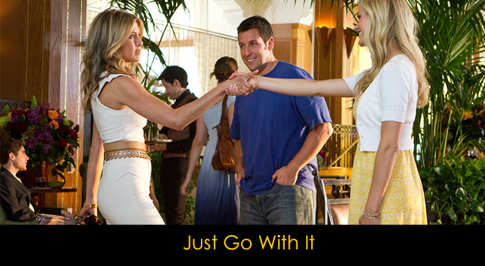 En İyi Adam Sandler Filmleri - Just Go With It
