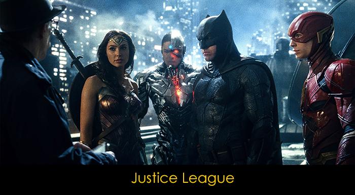 DC Filmleri - Justice League