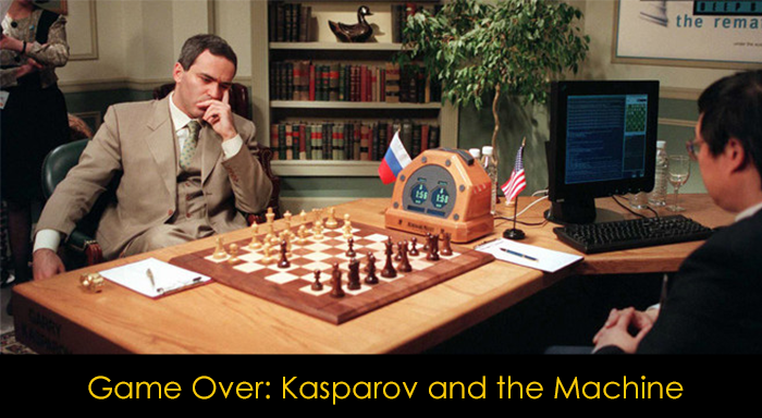 Satranç konulu filmler - Game Over: Kasparov and the Machine