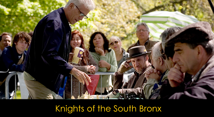 Satranç konulu filmler - Knight of the South Bronx