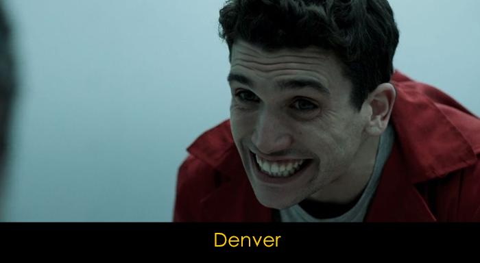 La Casa De Papel Oyuncuları - Denver