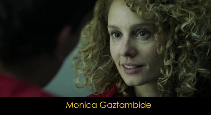 La Casa De Papel Oyuncuları - Monica