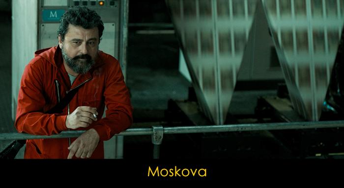 La Casa De Papel Oyuncuları - Moskova