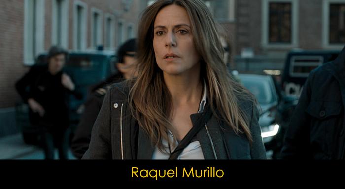 La Casa De Papel Oyuncuları - Raquel Murillo