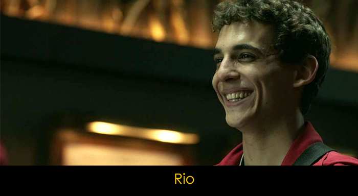 La Casa De Papel Oyuncuları - Rio