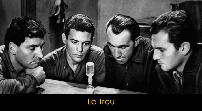 En İyi Kaçış Filmleri - Le Trou