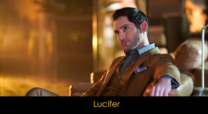 Çizgi roman dizileri - Lucifer