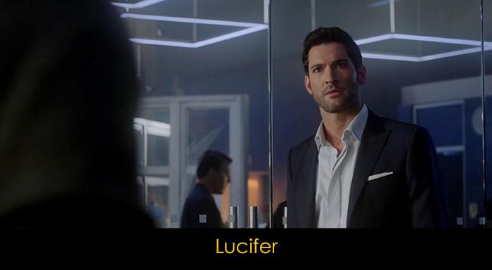 En İyi Amerikan Netflix dizileri - Lucifer