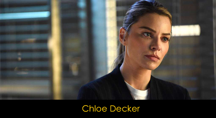 Lucifer dizisi oyuncuları - Chloe