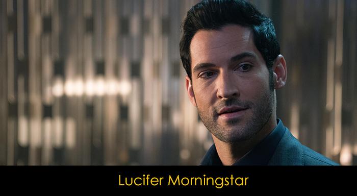 Lucifer dizisi oyuncuları - Lucifer Morningstar