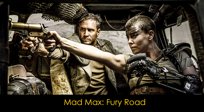 En iyi Tom Hardy filmleri - Mad Max: Fury Road