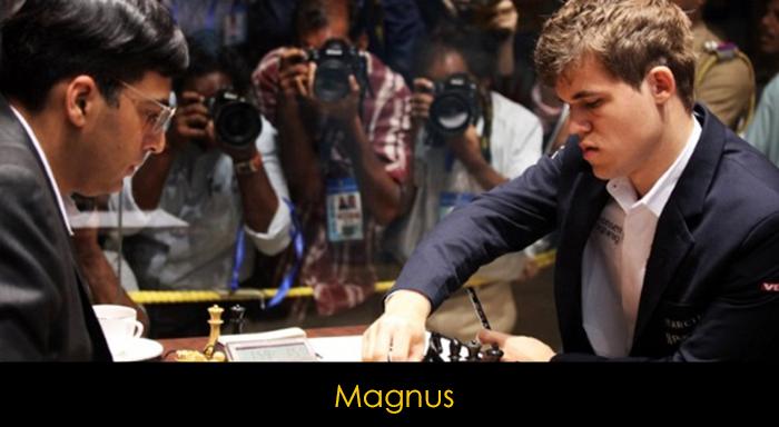 Satranç konulu filmler - Magnus