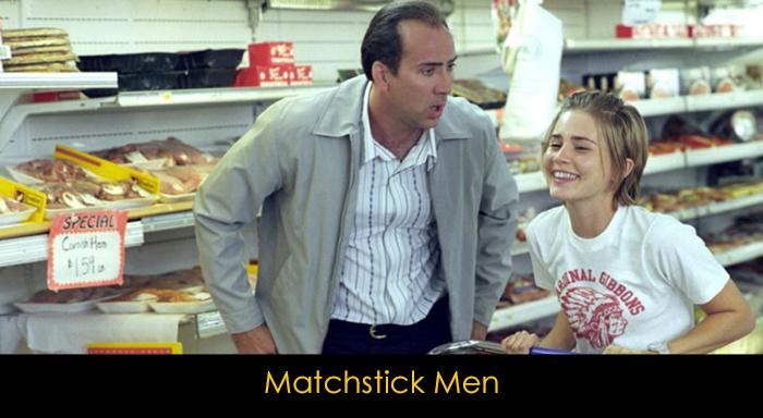 Nicolas Cage filmleri - Matchstick Men
