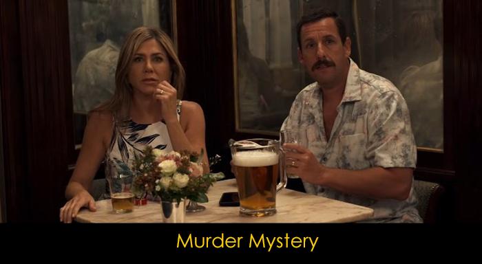En İyi Adam Sandler Filmleri - Murder Mystery