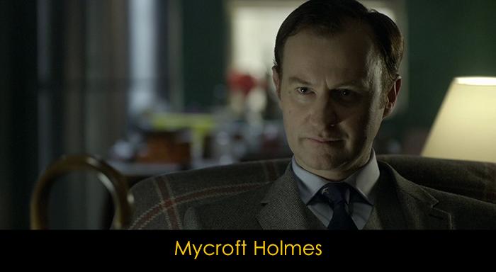 Sherlock dizisi oyuncuları - Mycroft Holmes