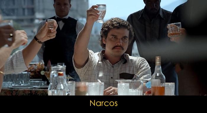 En İyi Amerikan Netflix dizileri - Narcos