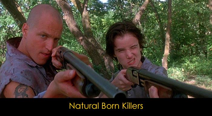 En İyi Oliver Stone Filmleri - Natural Born Killers