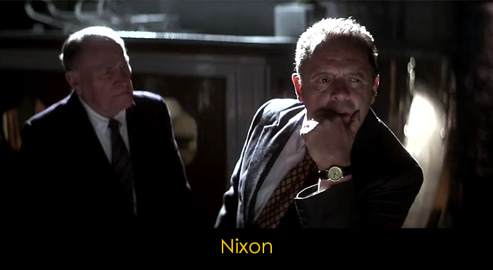 En İyi Oliver Stone Filmleri - Nixon