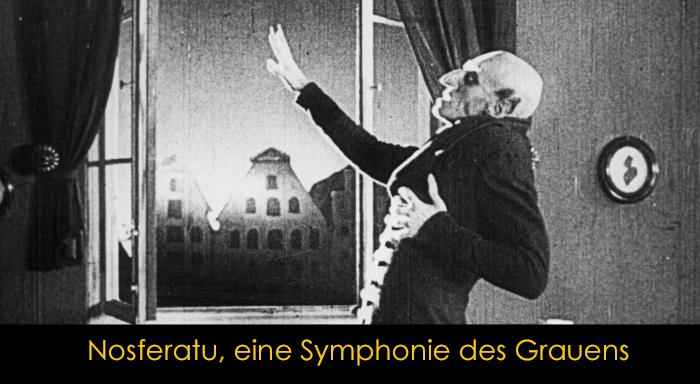 en iyi vampir filmleri - Nosferatu