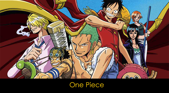 En iyi 20 anime - One Piece