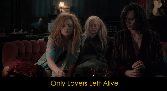 en iyi vampir filmleri - Only Lovers Left Alive