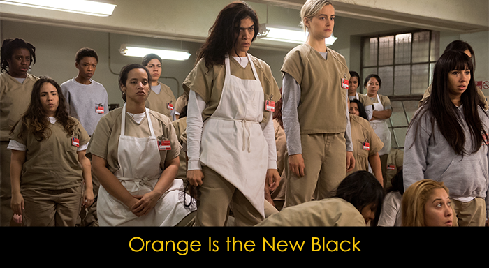 En İyi Amerikan Netflix dizileri - Orange is the New Black